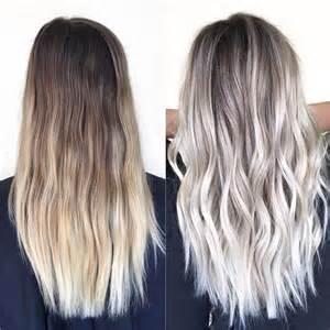white toner directions vorher nachher 220 ber 1 000 ideen zu ombre hair auf