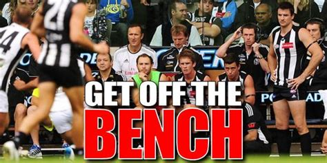 get off the bench dt talk get off the bench round 3