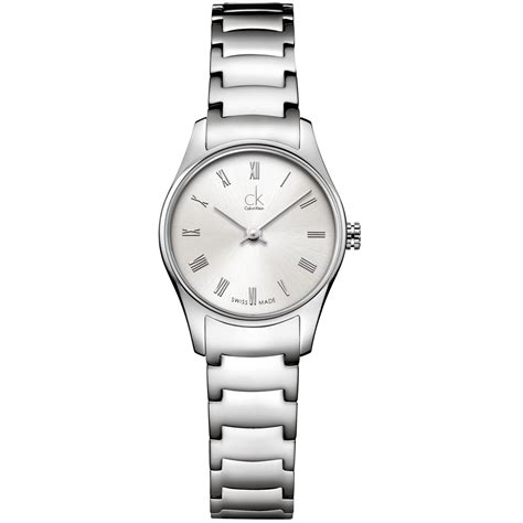 calvin klein s swiss classic stainless steel