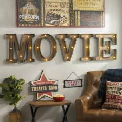 cinema decor 25 best ideas about theater rooms on