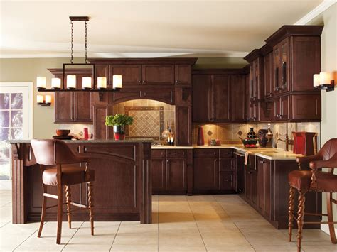 cherry oak kitchen cabinets cherry oak cabinets for the kitchen ideas