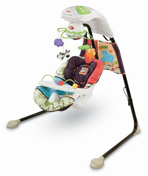 fisher price swing broken galleon fisher price cradle n swing luv u zoo