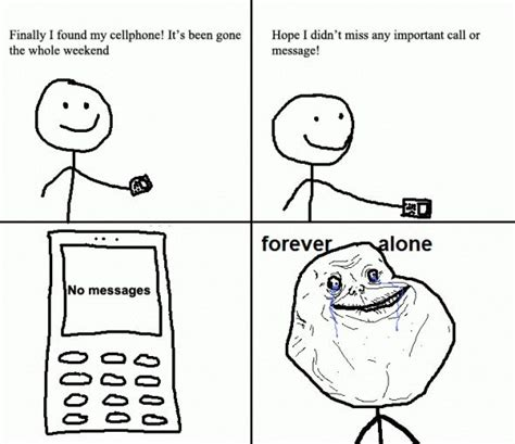 Forever Alone Meme Comics - 17 best images about forever alone on pinterest my life