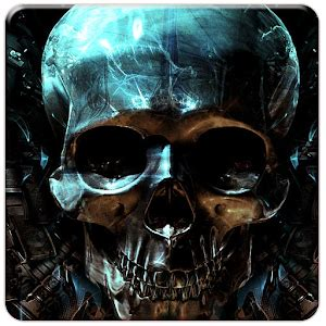 skull apk skulls live wallpapers android apps on play