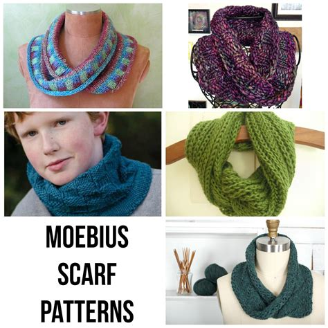 how to knit a moebius scarf 10 moebius scarf pattern picks on craftsy