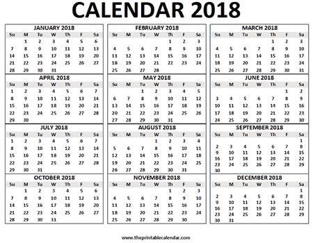 months calendar printable year calendar