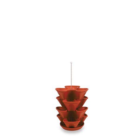 Pot Bunga Susun 4 Vertical Gantung pot gantung susun 4 felicia 6167 s4 rajaplastik co id