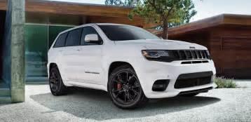 new 2017 jeep grand srt for sale near island