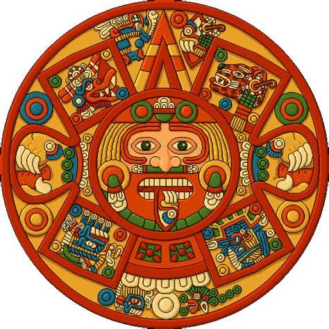 K Significa El Calendario Azteca Mrpsmythopedia Tonatiuh