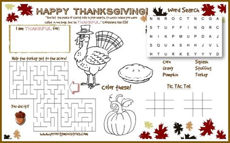 printable thanksgiving crafts free thanksgiving printable cute ideas for your kids