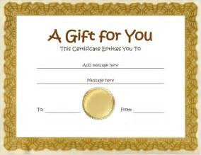 template for gift certificate for services gift certificates templates free bestsellerbookdb