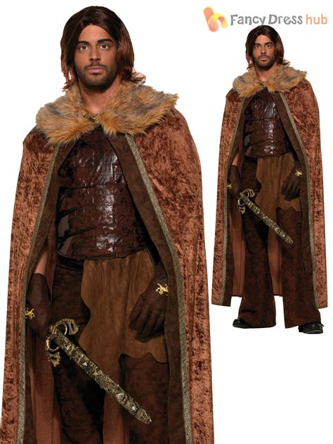 Sweaterhoodiezipper Fox 5 King Clothing mens of thrones fur cloak cape jon snow