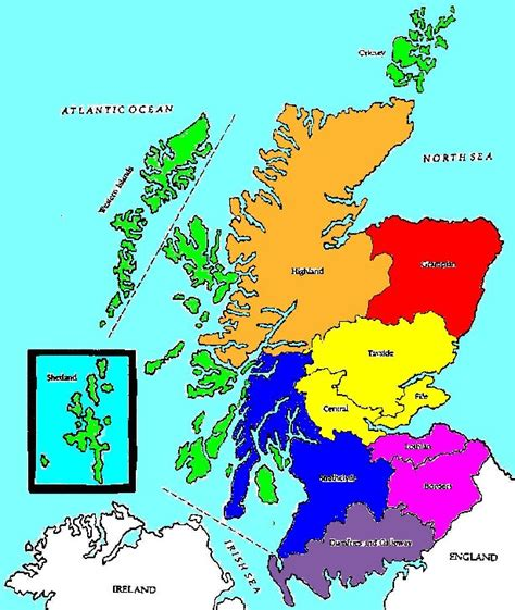Find Scotland Capturing Scotland An Easy To Use Guide To The Regions Of Scotland