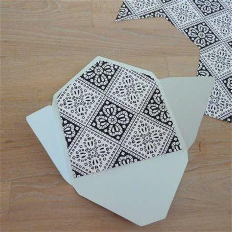Handmade Envelopes Pattern - envelopes on