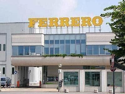sede ferrero italia addio a michele ferrero il patron dell industria della