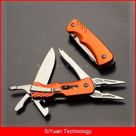 Aotddor Multi Tools Edc Promo stainless combination pliers multitool edc pocket knife cing equipment outdoor clip pliers