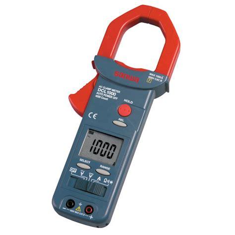 Kyoritsu Cl Meter indometer sanwa dcl 1000