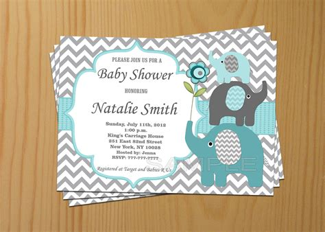 Create A Baby Shower Invitation by Create Easy Baby Shower Invites Free Templates
