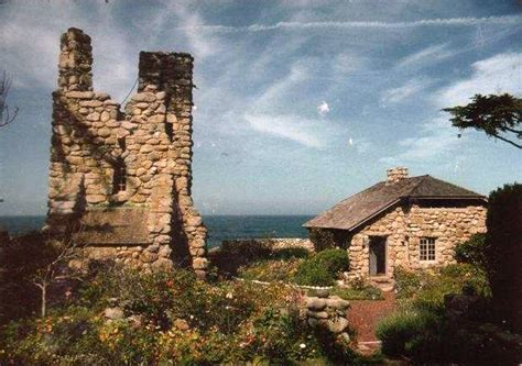 Tor House by Robinson Jeffers Tor House By The Sea Ca
