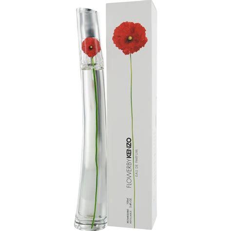 100 Original Eropa Parfum Kenzo Flower 100 M kenzo flower for by kenzo edp spray refillable 3 4