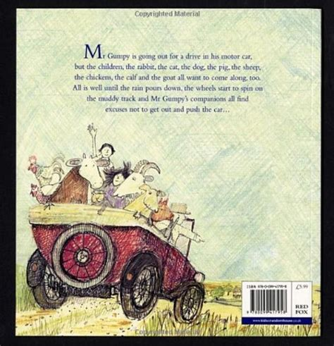 mr gumpys motor car 0099417952 mr gumpy s motor car libri illustrati panorama auto