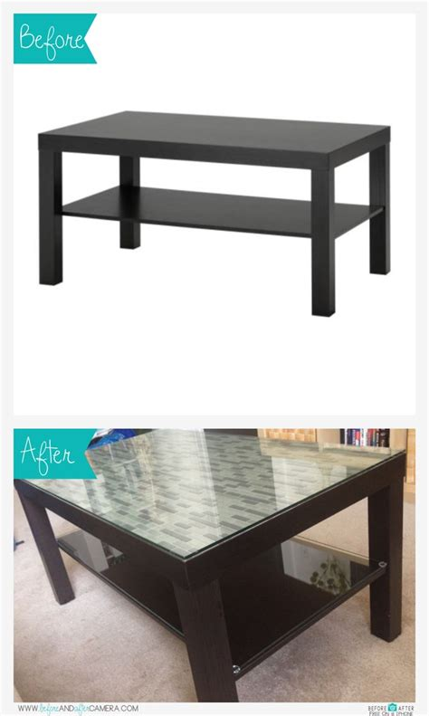 25 Beste Idee 235 N Over Lack Coffee Table Op Pinterest Ikea Hack Lack Coffee Table