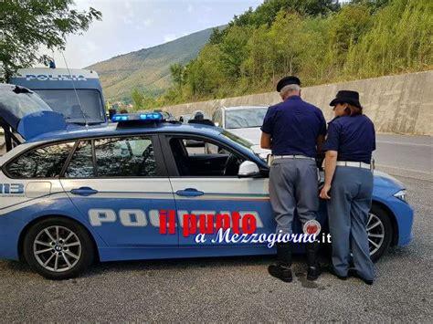 ufficio polizia frosinone polizia stradale e ufficio sanitario della