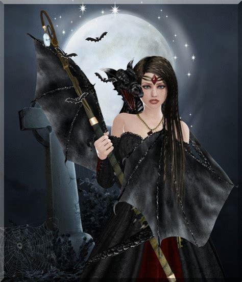 Bonia Mata Black image gothique