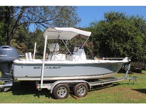 sea hunt boats north carolina sea hunt 22 bx pro boats for sale in north carolina