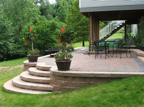 patio design brick patio ideas for your dream house homestylediary com