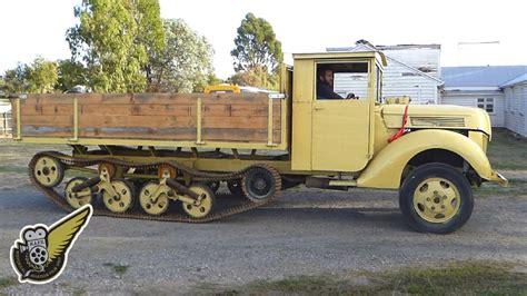 film semi nazi ww2 german maultier half track truck youtube