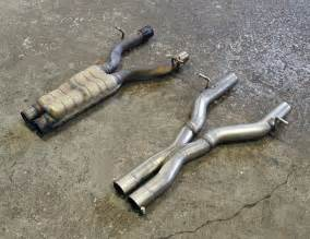 Exhaust System Amg Special Supersprint C63amg Exhaust Systems Mbworld Org