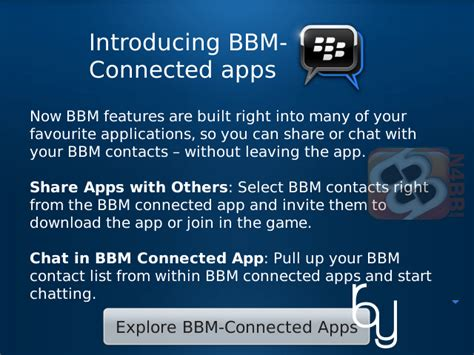 Bbm For Bbmbible Message For Blackberry Messenger to start pushing notifications through blackberry