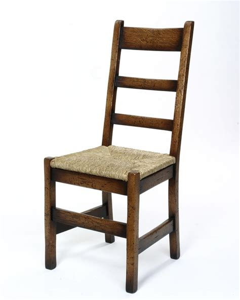 Contemporary Oak Dining Chairs Oak Dining Chair Contemporary Ladder In Oak Furniture