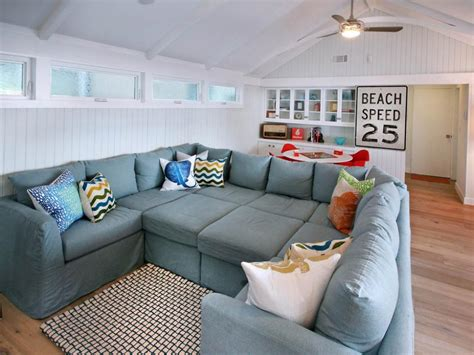 Large Comfy Sofas by 30 Sofas Made For Hours Of Lounging Hgtv
