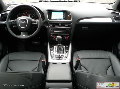 Audi Q5 2011 Interior by Black Interior 2010 Audi Q5 3 2 Quattro Photo 41293014