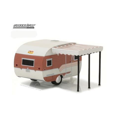 Greenlight 1959 Catolac Travel Trailer greenlight hitched homes series 2 1959 catolac trailer
