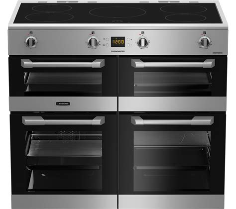 induction cookers reviews leisure cuisinemaster cs100d510x electric induction range cooker review