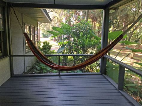 Screened In Hammock Secluded Cottage On 6 2 Acres In Town 10 15 Vrbo