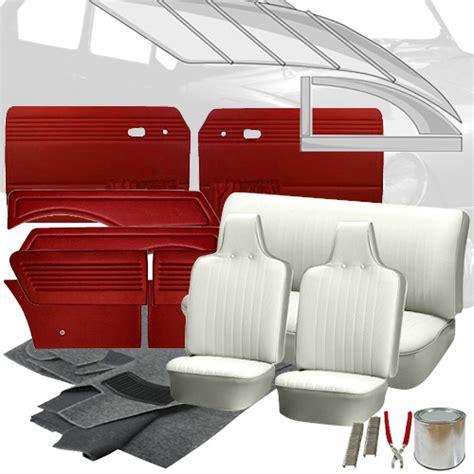 Vw Interior Kits by Deluxe Insert Vw Interior Kit Fastback 1970 1972 Vw