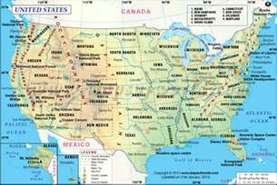 us canada travel map united states us travel guide usa travel map