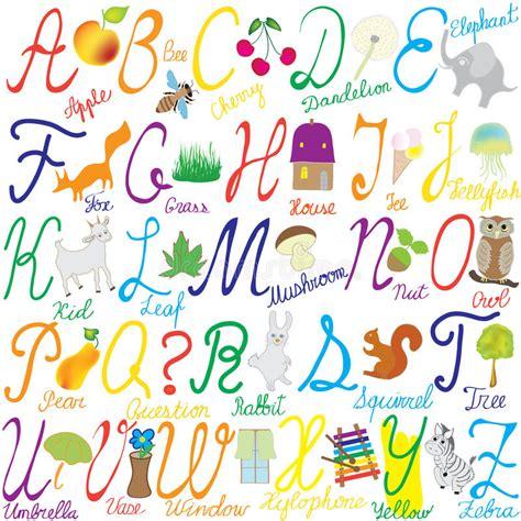 parole con le lettere alfabeto con le lettere le parole e le maschere