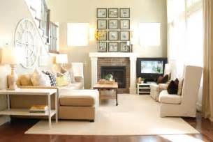 Decorating Ideas For Bookcases By Fireplace Living Room French Country Decorating Ideas Backyard