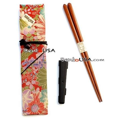 Set Polka Nori japanese traditional chopsticks and wrap for cutlery