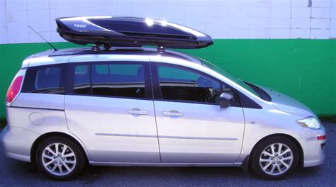2009 Mazda 5 Roof Rack by Mazda 5 Roof Rack Guide Photo Gallery