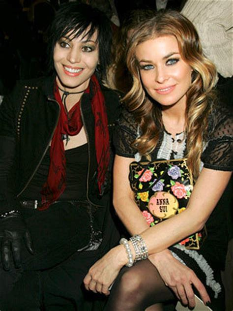 Electra Spotted Out With Joan Jett by At The Collections Instyle
