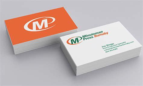 minuteman press business card template minuteman press business cards gallery business card