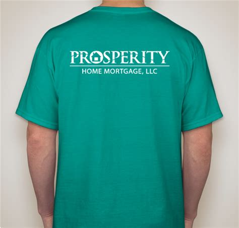 prosperity home mortgage s 2016 caign custom ink