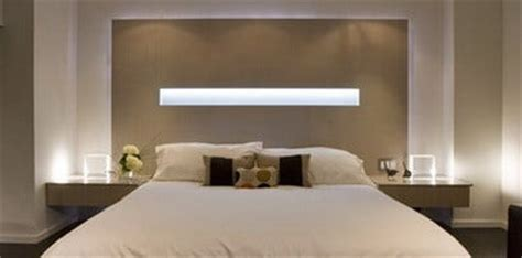 Bedroom Headboard Lighting by 35 Led Headboard Lighting Ideas For Your Bedroom