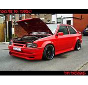 Images For &gt Ford Escort Rs Turbo